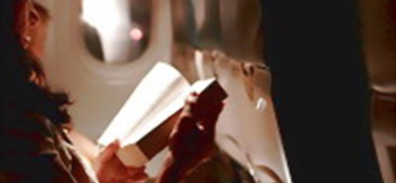 Az 5 legjobb könyv repülőútra