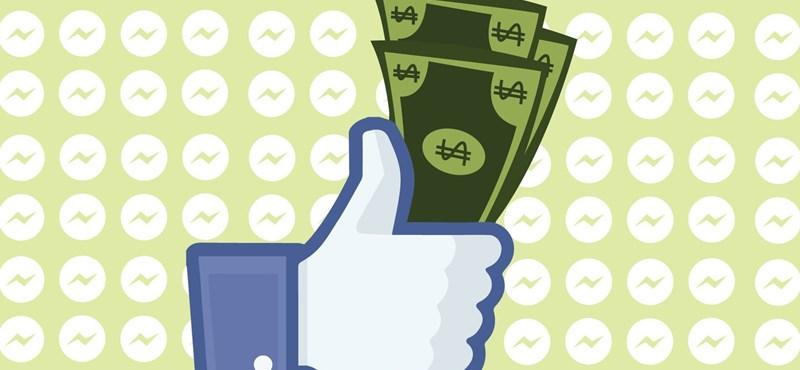 Pénz állhat a házhoz: jön a pénzgyűjtő funkció a Facebookra
