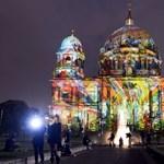 Magyar művész lett a közönség kedvence a berlini fényfesztiválon