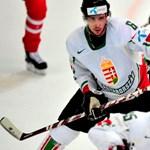 Győzelem után veszteség a hoki vb-n: Tokaji hetekre kiesett a magyar csapatból