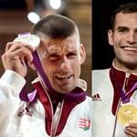 Nap képe: magyar érmek a londoni olimpián