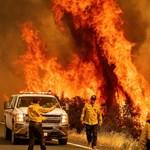Kaliforniai erdőtüzek: már 200 ezer embernek kellett elhagynia az otthonát