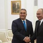 Orbánt is köszöntötte Putyin újév alkalmából