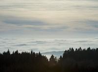 Ködbe borul Kelet-Magyarország