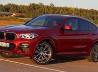 A divat ára: teszteltük az új BMW X4-et