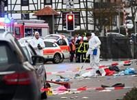 Német állampolgár hajtott szándékosan a farsangi menetbe Volkmarsenben
