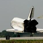 Így néz ki a Discovery pilótafülkéje