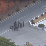 Drámai videón az észak-koreai katona szökése