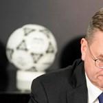 25 milliónyi jövedelmet nem vallott be, lemondott a Német Labdarúgó-szövetség elnöke