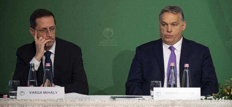 Lassult a magyar gazdaság az első negyedévben, de nem omlott össze