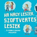 Varró Danit megihlette az account menedzser és big data analyst, IT-verseket faragott gyerekeknek