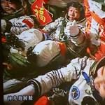 Képek: Jól érzi magát az űrben Kína első női űrhajósa
