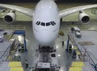 Leállítja az Airbus a világ legnagyobb utasszállító repülőgépének gyártását