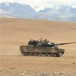 Itt az új kínai tank - videó