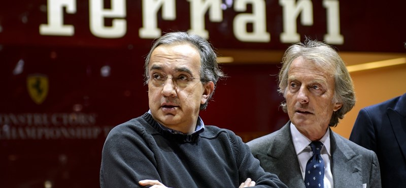 Kicsoda Sergio Marchionne, az autóipar szürke pulóveres ura, aki távozik a Fiat-Chrysler éléről?