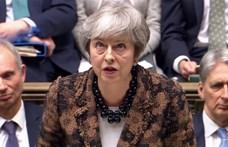 Brexit: rövid halasztást kér Theresa May