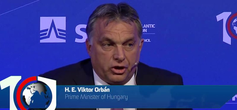 Orbán: Magyarország nem jóléti társadalom