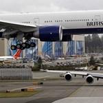 Elfogyott a vécépapír a fedélzeten, öt órát késett a British Airways gépe
