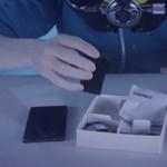 Ez történik, ha víz alatt vizsgálják a Sony Xperia Z3-at
