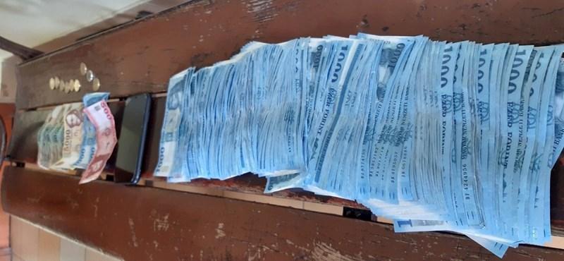 Milliókat lopott a MÁV jegykiadó automatáiból egy vasúti dolgozó