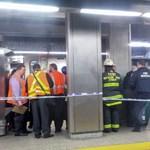 Rengeteg sérült egy amerikai vonatbalesetben – képek