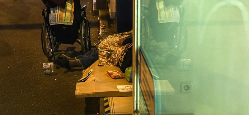 Nyomoznak a csepeli hajléktalanokat vegzáló csoport ügyében