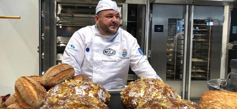 Nem vicc: aranypor is van a világ legdrágább kenyerében
