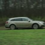 Az Opel sem hagyta ki a bakancskombit – Insignia Country Tourer menetpróba