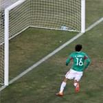 A FIFA szerint nem kellett volna visszajátszani a lesgólt