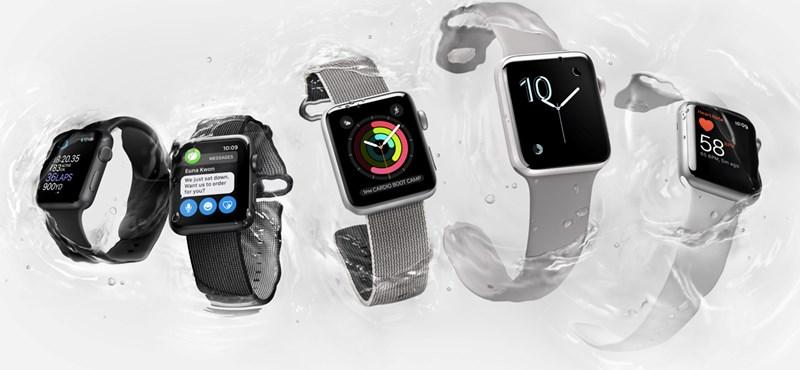 Ingyen kicseréli az Apple a megrepedt kijelzőt több Apple Watch modellnél