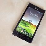 Gyorsteszt: LG Optimus L7 - az elegancia és ami mögötte van