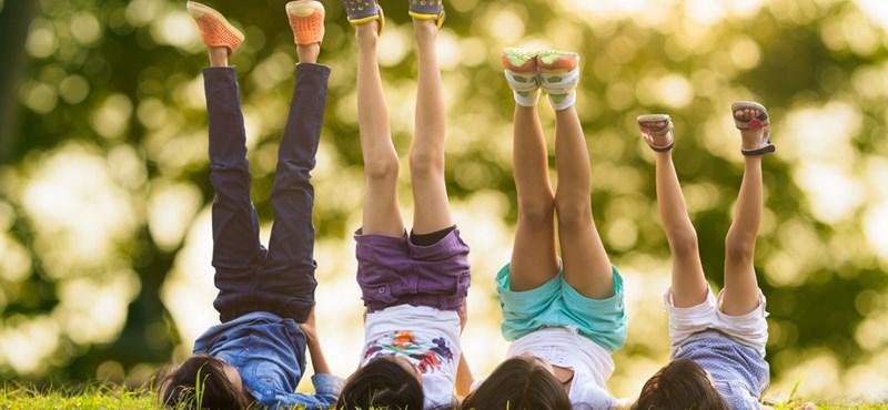 Négy alaphit, amivel a gyerekek boldogabbak lesznek
