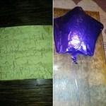 Békés megyéig vitte a szél egy amerikai kisfiú Mikulásnak írt, lufira kötött kívánságait