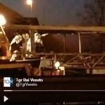 Budapesti gimnazistákat szállító busz szenvedett balesetet, többen meghaltak