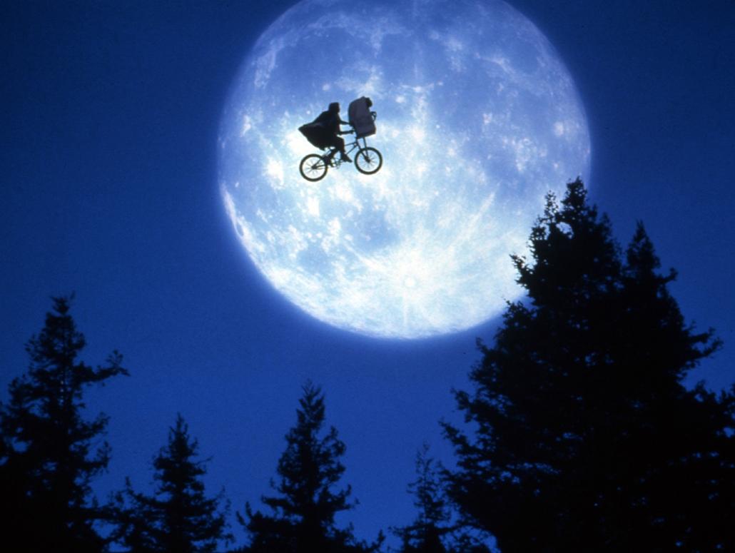 ET, Steven Spielberg