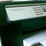 Gyorsan frissíteni: több mint 160 HP-nyomtatómodell került veszélybe