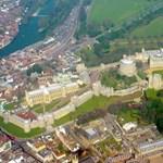 Kemping lesz az olimpia idején a windsori kastélypark