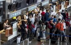 Több száz külföldi piheni ki a Sziget fáradalmait a ferihegyi reptéren