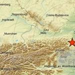 Ismét földrengés volt Ausztriában, a magyar határhoz közel
