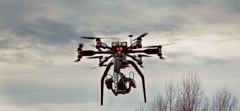 A magyarok is úgy viszik a drónokat, mint a cukrot