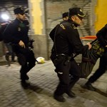 Rendőrökkel csaptak össze az utcai árusok Madridban, mert meghalt egy társuk
