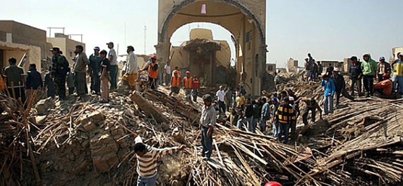 Az elmúlt 100 év leggyilkosabb földrengései