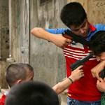 Berlin légihidat sürget az Aleppóban rekedt civilek ellátására