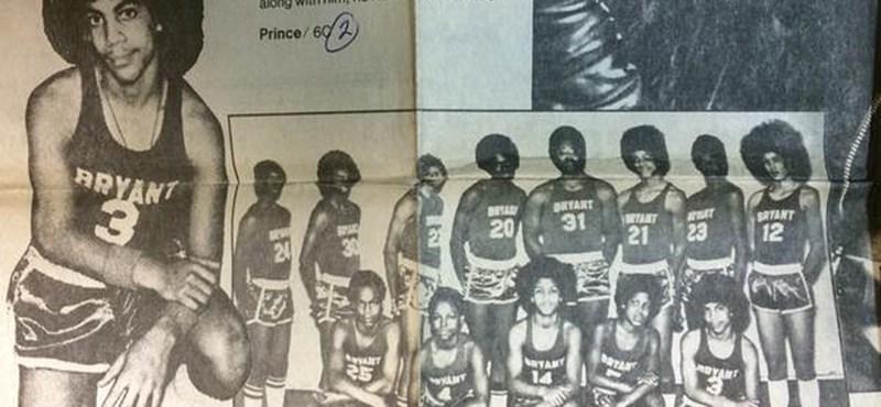 Nem fogja kitalálni, mi akart lenni Prince a gimiben - fotó