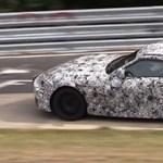 Már a Nürburgringen nyüstölik a legizgalmasabb új Toyotát – videó