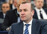 Weber nem támogatja, hogy a Fidesz visszatérjen a Néppártba