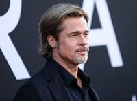 Brad Pitt bemutatta, milyen az, amikor úriember (videó)