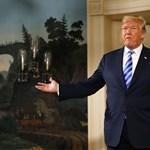 Egyáltalán nem biztonságos Trump két mobiltelefonja