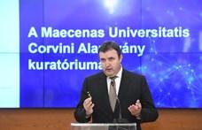 Palkovics kérte és megkapta a felsőoktatást