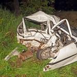 Rommá tört a Swift, csoda, hogy a sofőr megúszta – fotó